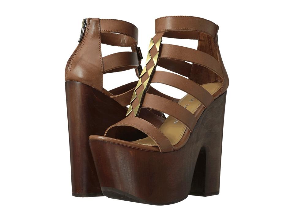 Chinese Laundry - Ring Around (Cognac) High Heels