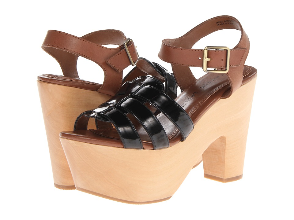 Chinese Laundry Melt Down (Black/Cognac) High Heels