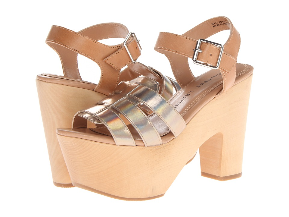 Chinese Laundry Melt Down (Pink Multi) High Heels