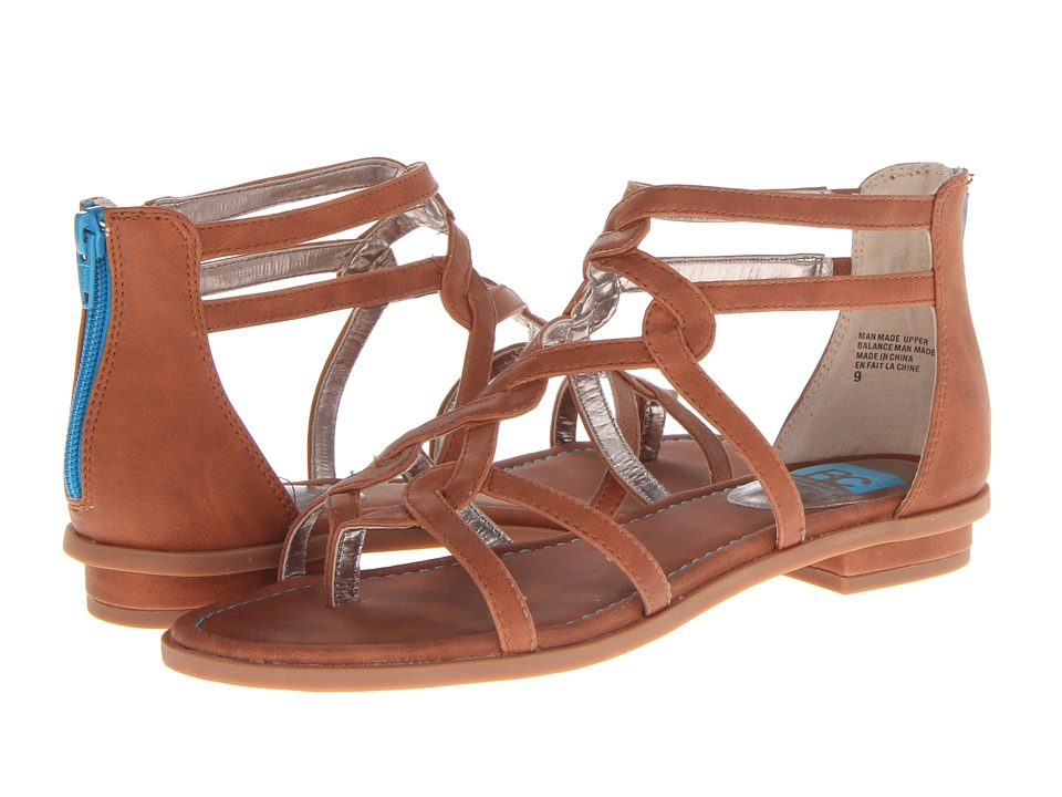 BC Footwear - Talk About It (Whiskey) Women's Sandals