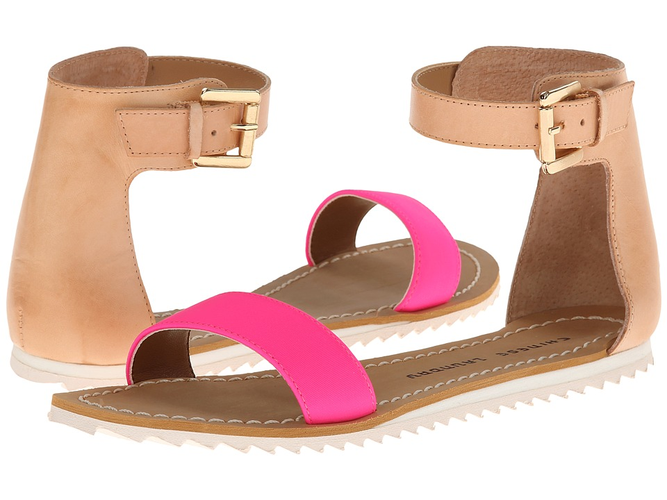 Chinese Laundry - Laguna (Fuchsia/Nut) Women's Sandals