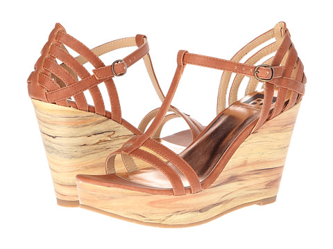 BC Footwear - I Got It (Whiskey) Women's Wedge Shoes
