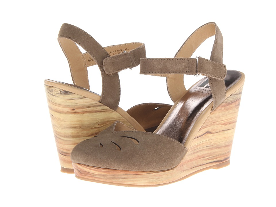 BC Footwear - Good Fun (Sand) Women's Wedge Shoes