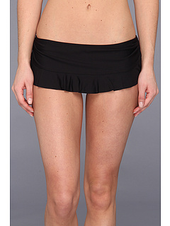 SALE! $18.48 - Save $42 on Eco Swim by Aqua Green Ruffle Hipster Bottom (Black) Apparel - 69.20% OFF $60.00