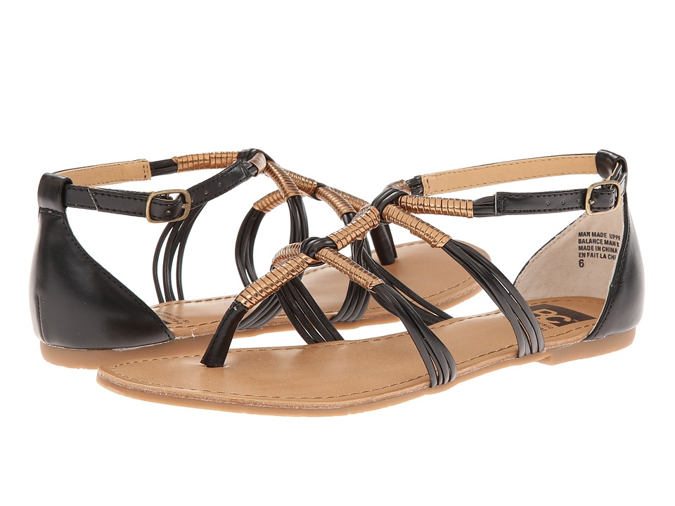 BC Footwear - Fast Lane (Black) Women's Sandals