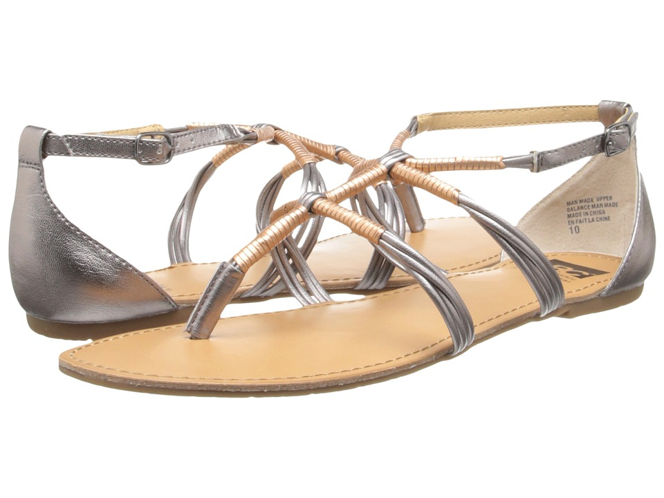 BC Footwear - Fast Lane (Pewter) Women's Sandals