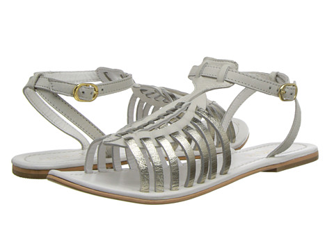 Diba - Fire Sky (White/Gold) Women