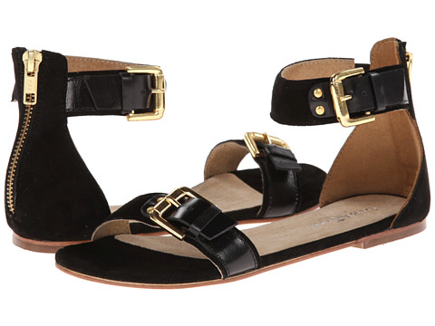 Diba - Car Rah (Black Suede) Women