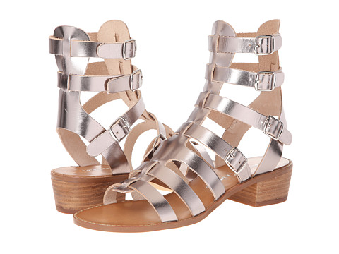 Chinese Laundry - Take Down (Silver Glass) Women's Dress Sandals