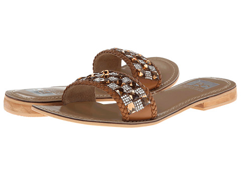 BC Footwear Line Up (Whiskey) Women's Sandals
