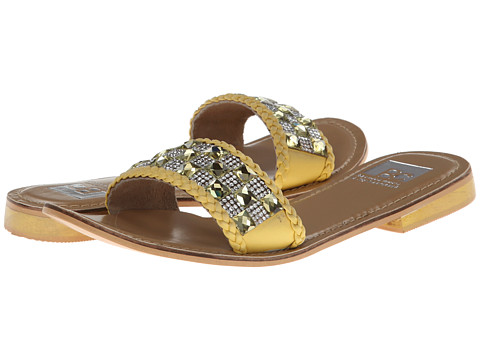 BC Footwear - Line Up (Yellow) Women's Sandals