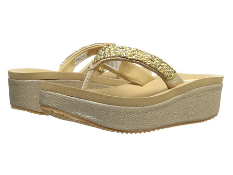 VOLATILE - Aiden (Gold) Women's Sandals