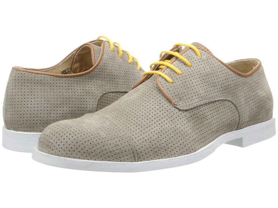 Moods of Norway - Horten 2 Shoe (Beige) Men's Lace up casual Shoes