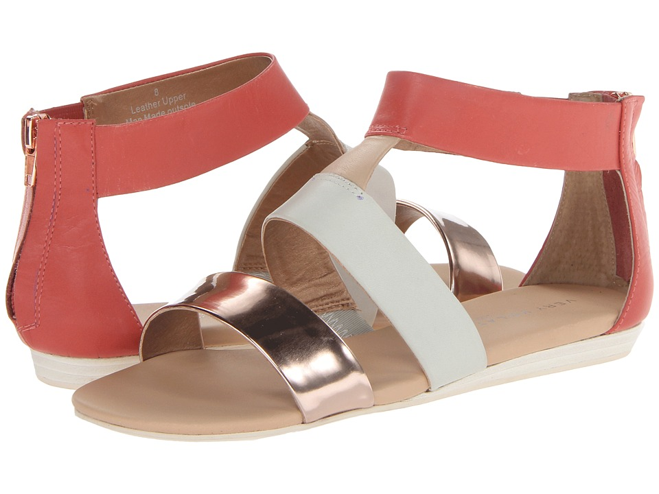 VOLATILE - Collective (Coral/Multi) Women's Sandals