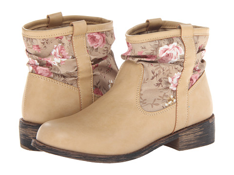 Rocket Dog - Garvey (Nude/Stampede Safari Blossom) Women's Boots
