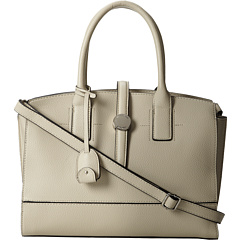 SALE! $69.99 - Save $65 on London Fog Kenzie Satchel (Chalk) Bags and Luggage - 48.16% OFF $135.00