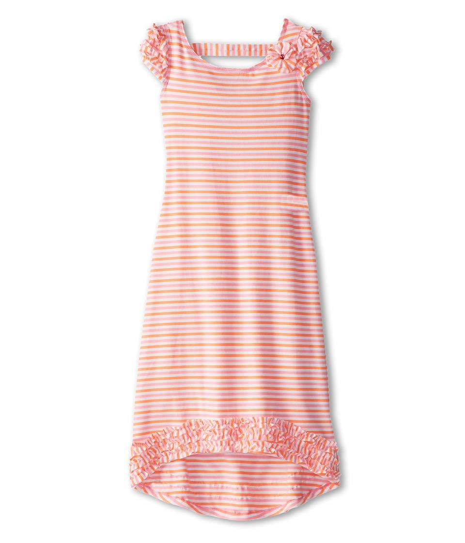 Kate Mack - Sun Circus Dress Maxi (Big Kids) (Pink) Girl