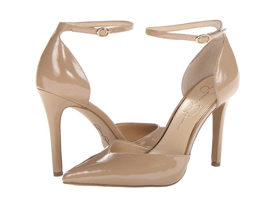 Jessica Simpson Cirrus (Nude) High Heels