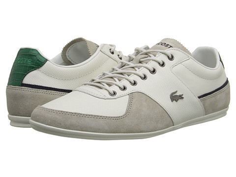 Lacoste - Taloire 15 (Off White) Men's Shoes