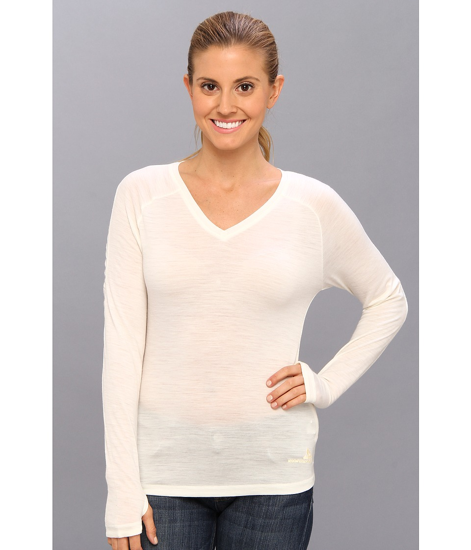 Westcomb - Bailey Top (Cream) Women's Long Sleeve Pullover