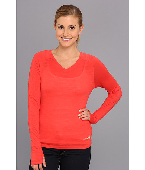 Westcomb - Bailey Top (Love Red) Women's Long Sleeve Pullover