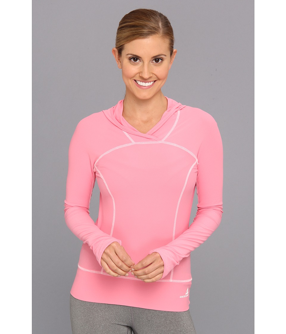 Westcomb - Krush Hoody (Dusty Rose) Women's Sweatshirt