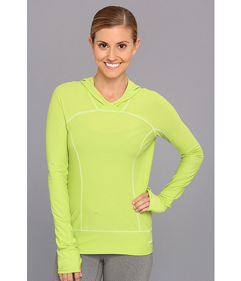 Westcomb - Krush Hoody (Lime) Women's Sweatshirt