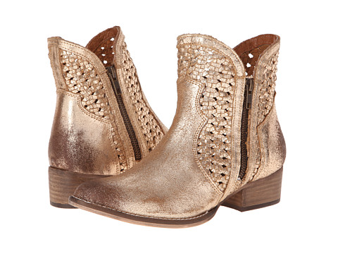 塞舌尔群岛硬币(女性金属绒面革)皮靴