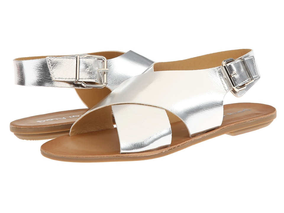 Dirty Laundry - Beatbox (Silver Metallic) Women's Sandals