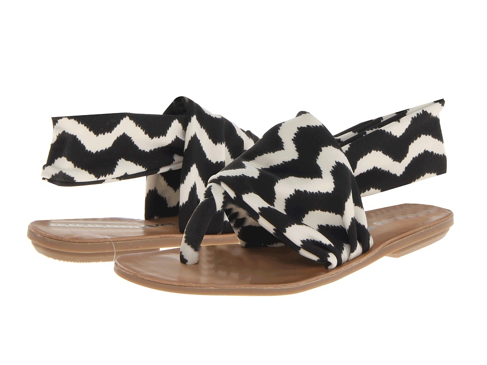 Dirty Laundry Beebop (Black Zig Zag) Women