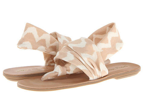 Dirty Laundry - Beebop (Natural Zig Zag) Women's Sandals