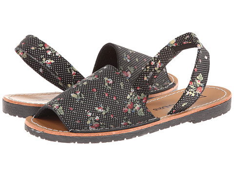 Dirty Laundry - Elevate Burnished (Black Flower Dot) Women