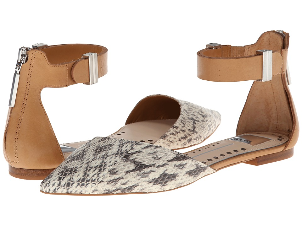 Dolce Vita - Agusta (Natural) Women's Dress Sandals