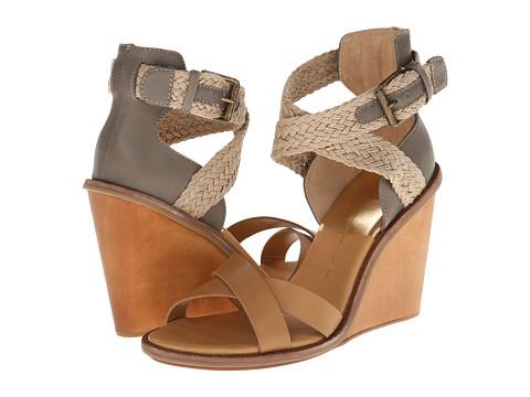 Dolce Vita - Jarona (Caramel) Women's Wedge Shoes