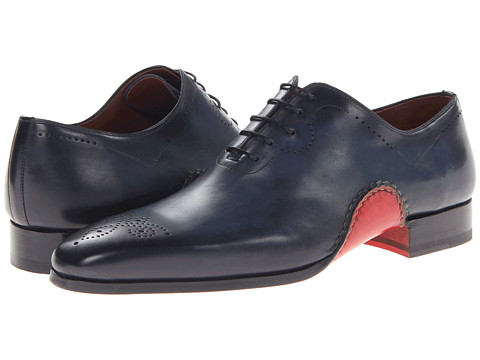 Magnanni - Vito (Navy) Men's Shoes