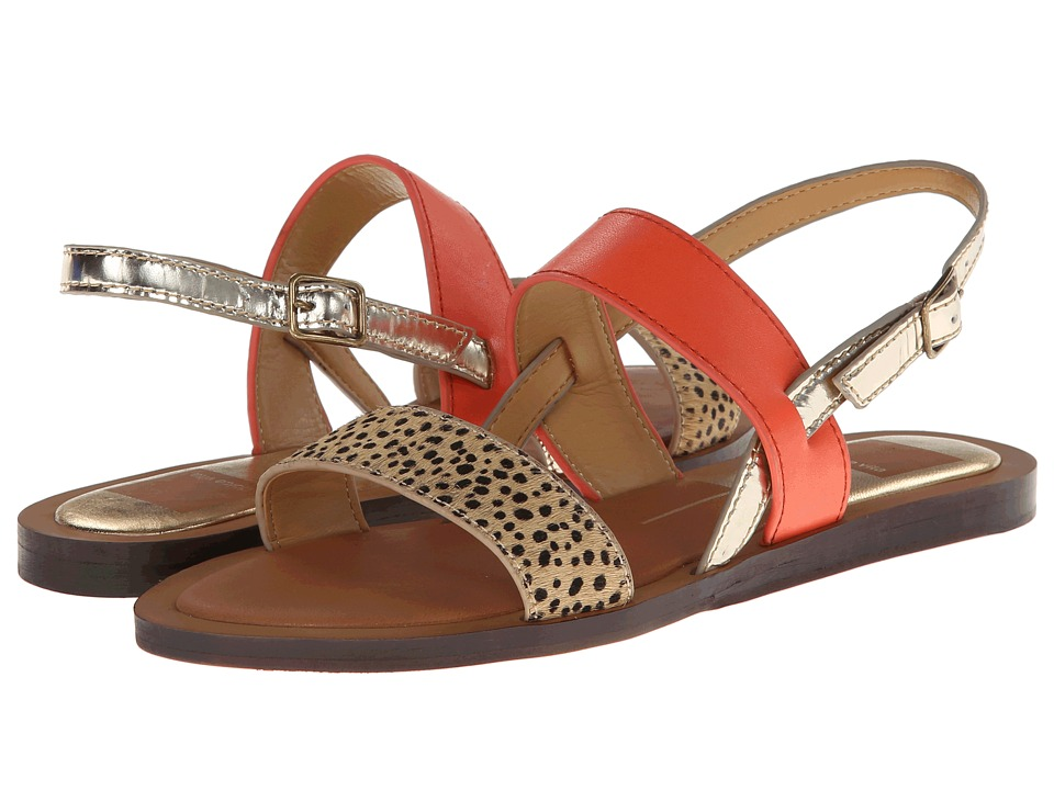 Dolce Vita - Fabrica (Coral) Women's Shoes