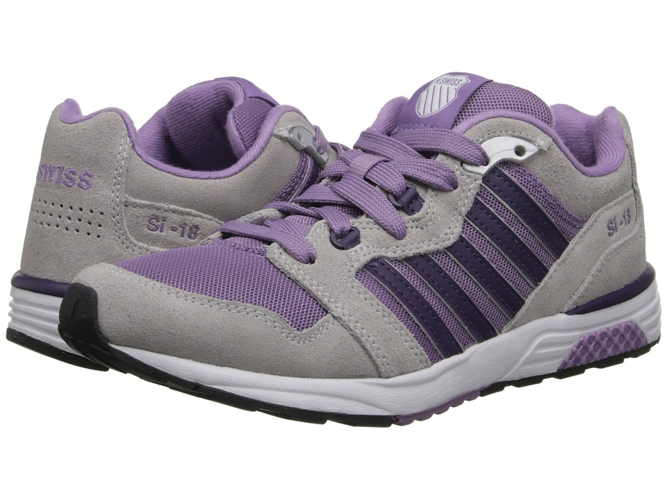 K-Swiss - SI-18 Rannell 2 (Orchid Mist/Gull Gray/Gothic Grape) Women