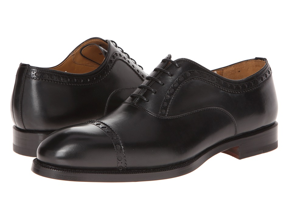Magnanni - Luca (Black) Men's Shoes