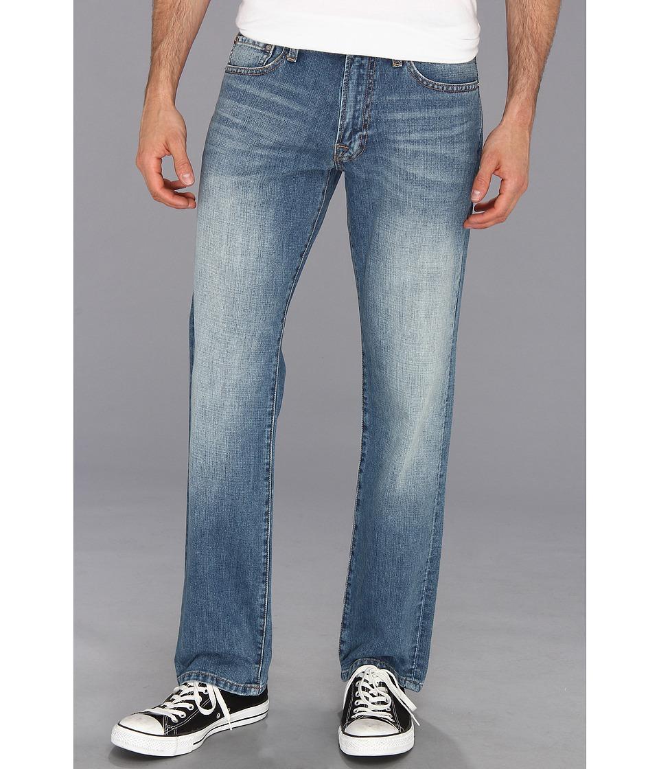 Lucky Brand 221 Original Straight 32 Mens Jeans (Blue)