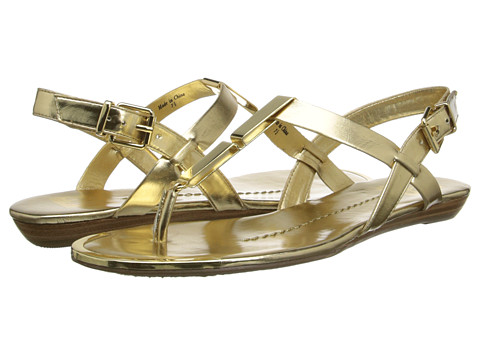 DV by Dolce Vita - Abley (Gold) Women's Sandals