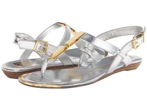 DV by Dolce Vita - Abley (Silver) Women's Sandals