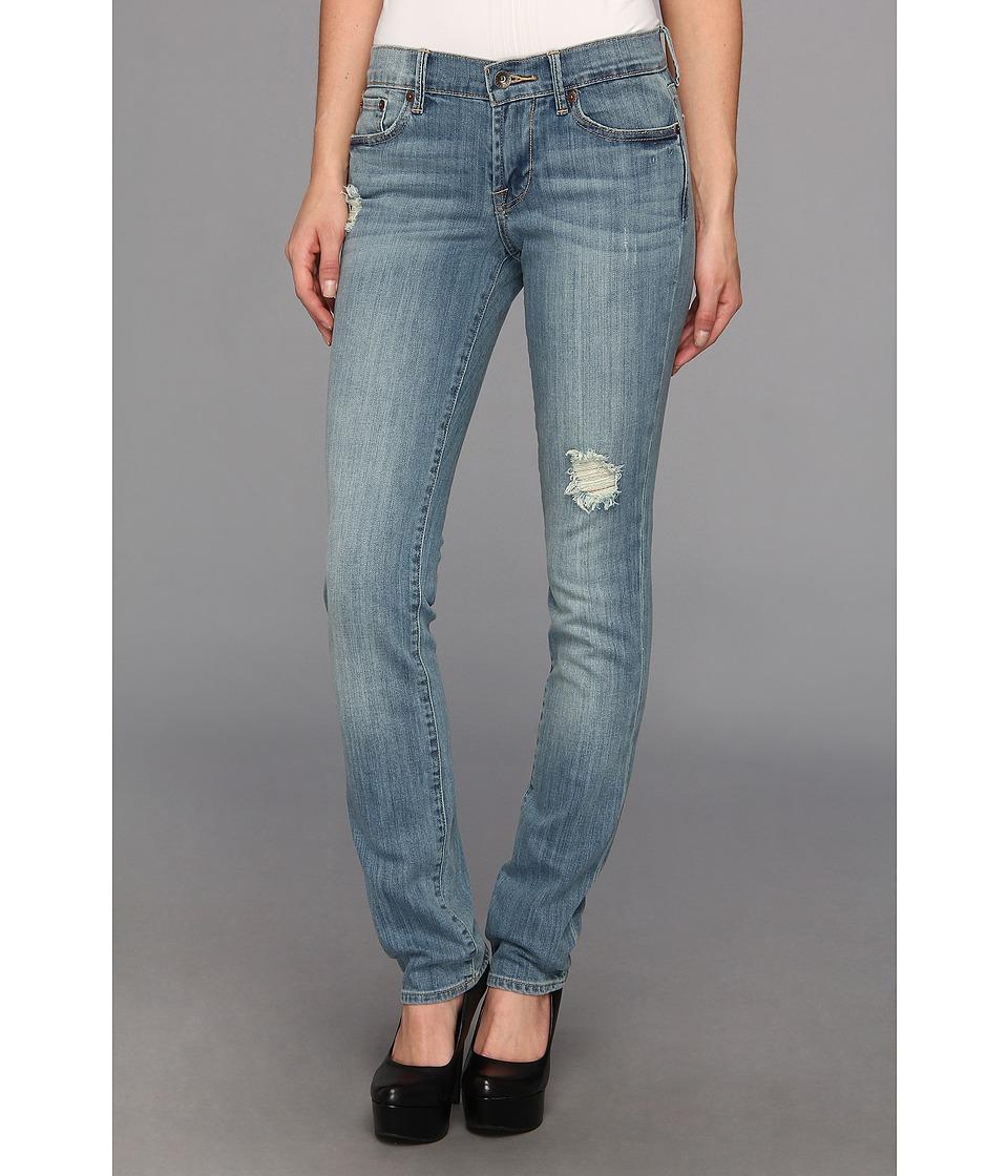 Lucky Brand - Sweet N Straight in Mt. Lemon (Mt. Lemon) Women's Jeans