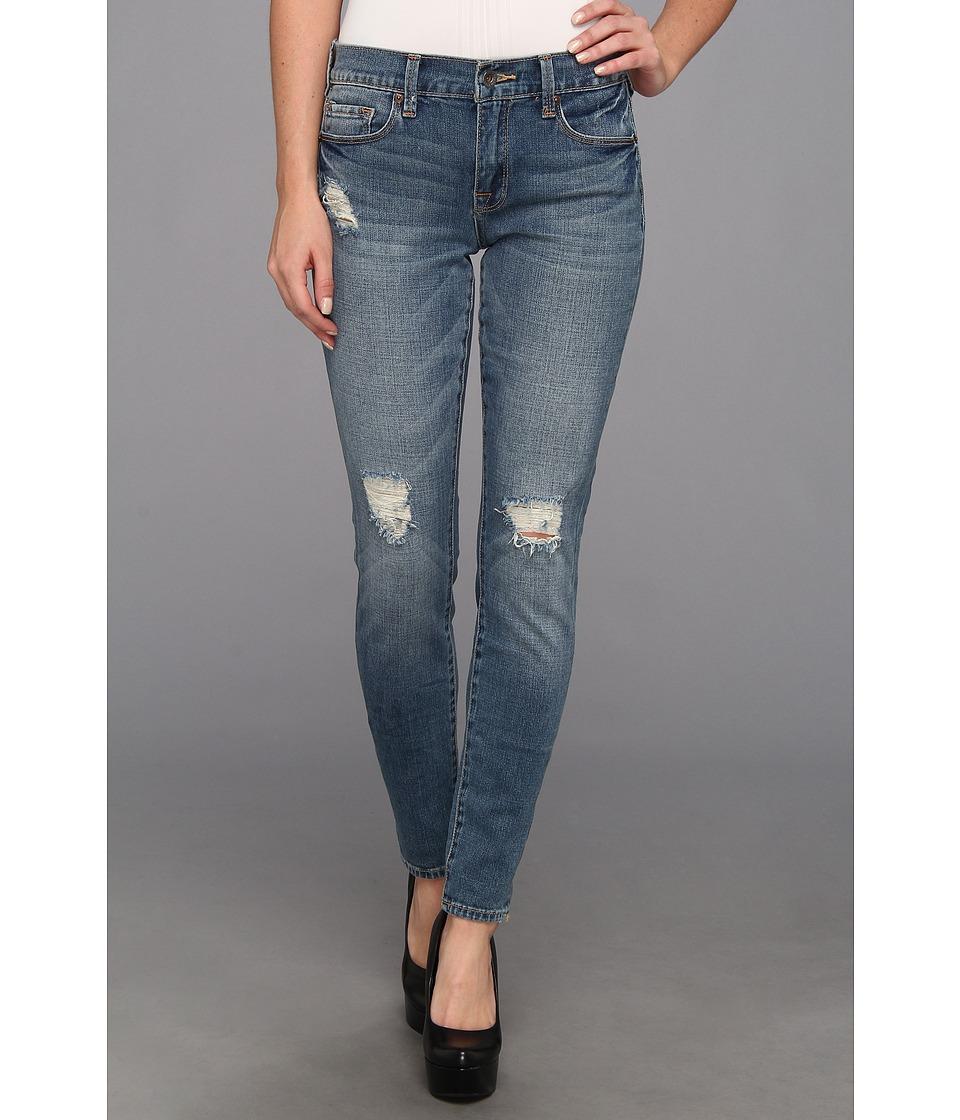 Lucky Brand Sofia Skinny Womens Jeans (Blue)
