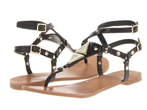 DV by Dolce Vita - Darva (Black) Women's Sandals