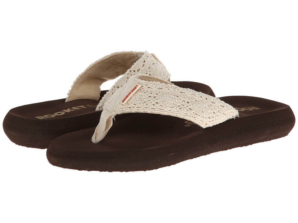 Rocket Dog - Spotlight (Natural/Crochet) Women's Sandals