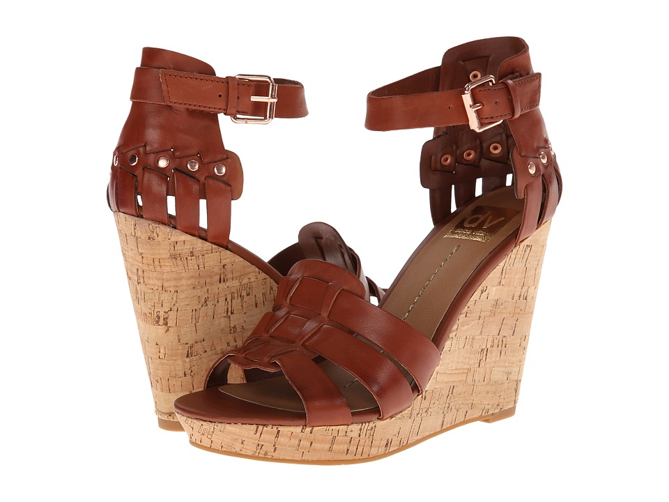 DV by Dolce Vita Cadby (Brown) High Heels