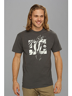 SALE! $15.99 - Save $6 on DC Vapor Tee (Charcoal) Apparel - 27.32% OFF $22.00