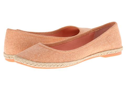 Rocket Dog - Montana (Melon/Waxy Weave) Women's Flat Shoes