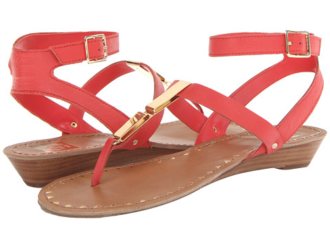 DV by Dolce Vita - Vasni (Red) Women's Sandals