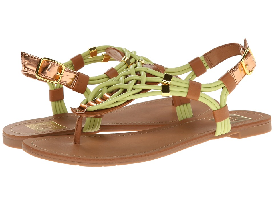 DV by Dolce Vita - Darin (Honey/Citrine) Women's Sandals